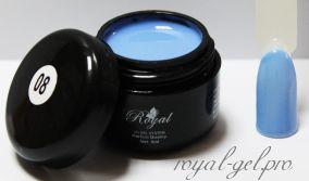 GP08 Royal PARFUME гель цветной 5 мл.