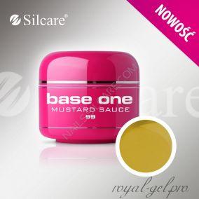 Цветной гель Silcare Base One Color Mustard Sauce *99 5 гр.
