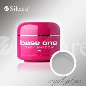 Цветной гель Silcare Base One Color Grey Shadow *35 5 гр.