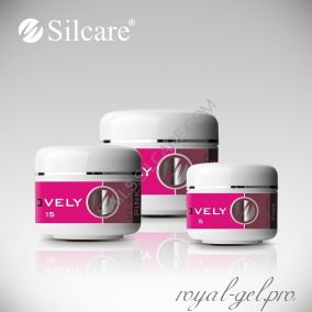 Gel Lovely Pink Silcare 5 гр