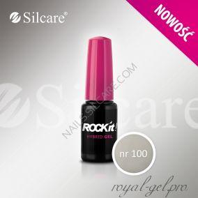 Гель лак Silcare Rock`IT 8 гр color 100
