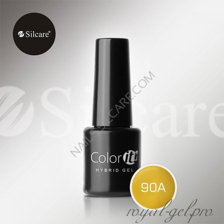 Гель лак Silcare Hybryd Color`IT 8 гр №090А