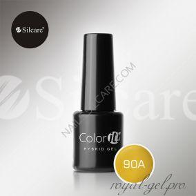 Гель лак Silcare Hybryd Color`IT 8 гр №090А