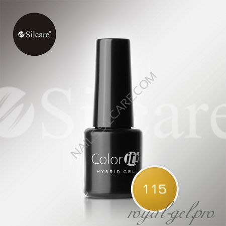 Гель лак Silcare Hybryd Color`IT 8 гр №115