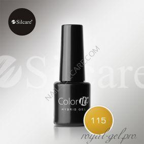 Гель лак Silcare Hybryd Color`IT 8 гр №115