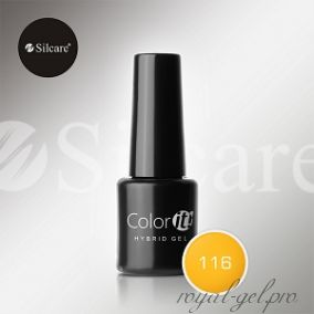 Гель лак Silcare Hybryd Color`IT 8 гр №116