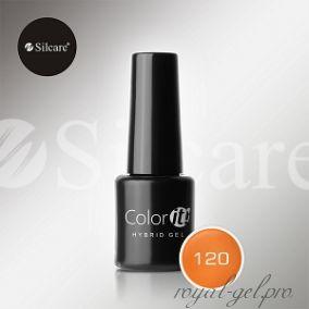 Гель лак Silcare Hybryd Color`IT 8 гр №120