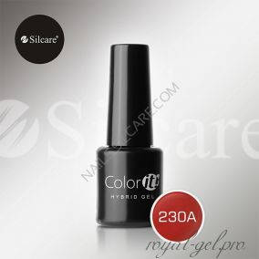 Гель лак Silcare Hybryd Color`IT 8 гр №230А