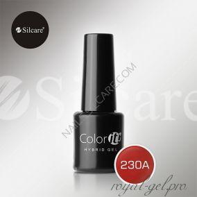 Гель лак Silcare Hybryd Color`IT 8 гр №230А