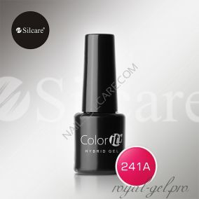 Гель лак Silcare Hybryd Color`IT 8 гр №241А