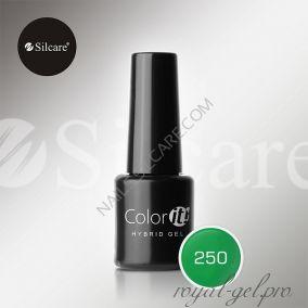 Гель лак Silcare Hybryd Color`IT 8 гр №250