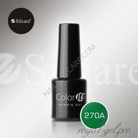 Гель лак Silcare Hybryd Color`IT 8 гр №270А