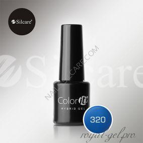 Гель лак Silcare Hybryd Color`IT 8 гр №320