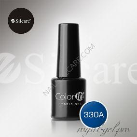 Гель лак Silcare Hybryd Color`IT 8 гр №330А