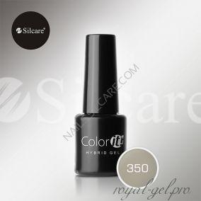 Гель лак Silcare Hybryd Color`IT 8 гр №350