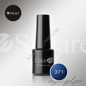 Гель лак Silcare Hybryd Color`IT 8 гр №371