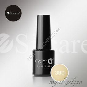 Гель лак Silcare Hybryd Color`IT 8 гр №380