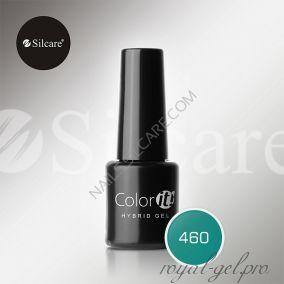 Гель лак Silcare Hybryd Color`IT 8 гр №460