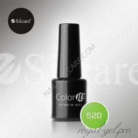 Гель лак Silcare Hybryd Color`IT 8 гр №520