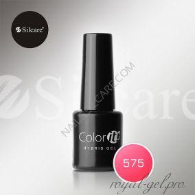 Гель лак Silcare Hybryd Color`IT 8 гр №575
