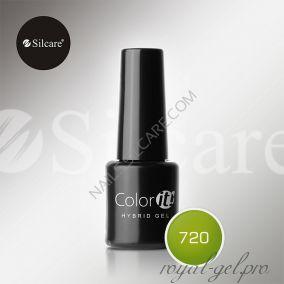 Гель лак Silcare Hybryd Color`IT 8 гр №720