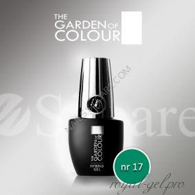 The Garden of Colour Hybrid Gel 9 гр *17