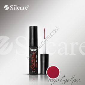 АРТ гель лак Silcare Base One Artisto Nail Art Hot Corrida *05 10 гр