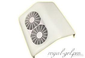 Фрезер с вытяжкой на два вентилятора 290А (цвет белый)