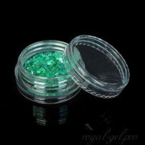 Ракушечник цвет зеленый