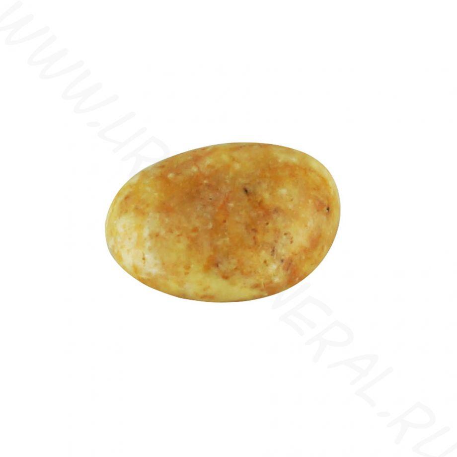 Яшма желтая