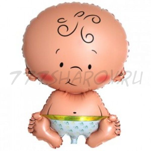 """Шар """"Малыш"""" 81 см"""