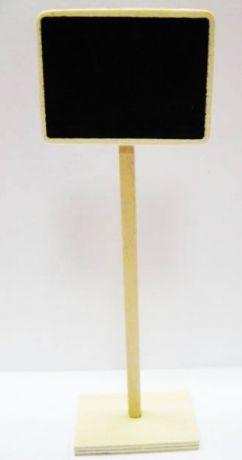 Подставка для записей Табличка (20см)