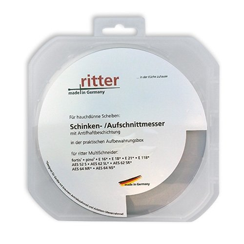 Нож Ritter 517132 гладкий