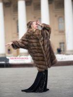 Шуба из куницы пошить на заказв Москве отзывы фото цены