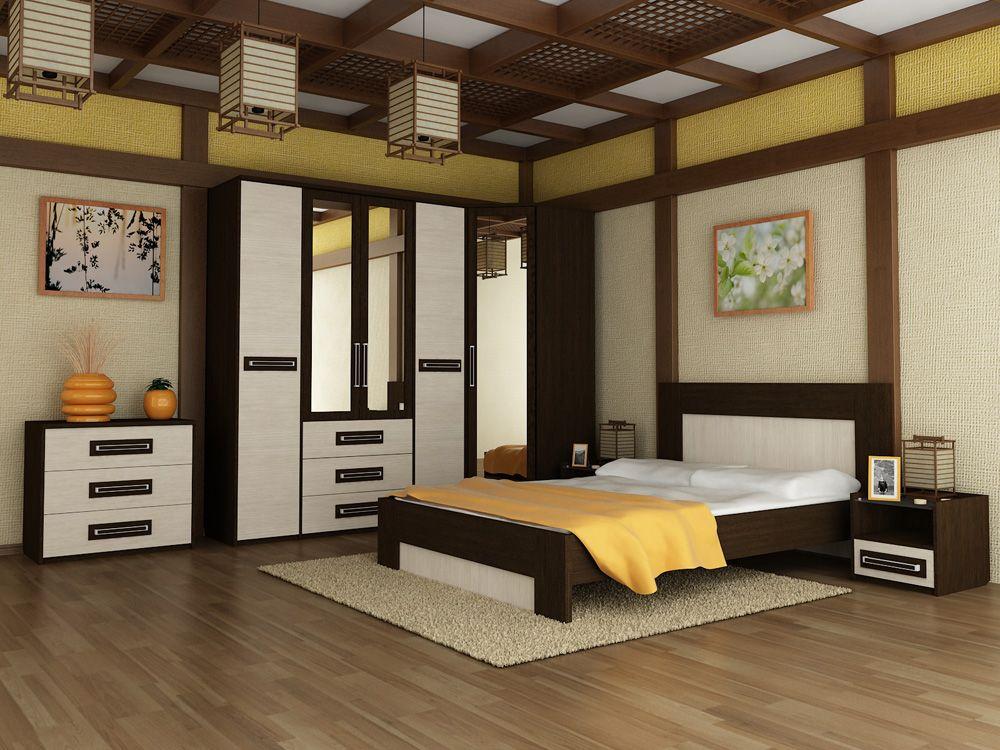 Спальня Комфорт-1 модульная