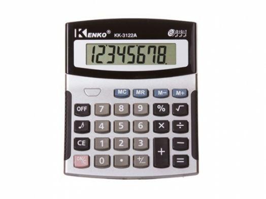 Калькулятор Kenko KK-3122А (8 разр.) настольный