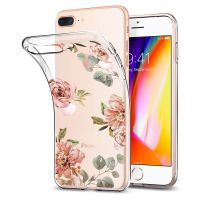 Чехол Spigen Liquid Crystal Aquarelle для iPhone 8 Plus