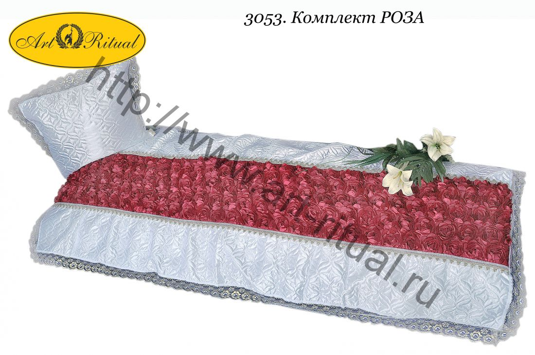 3053. Комплект РОЗА