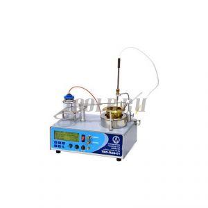 Поверка/калибровка аппарата для определения температуры вспышки в открытом тигле