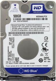 """Жесткий диск HDD 2.5"""" 500GB Western Digital WD5000LPCX WD Blue"""