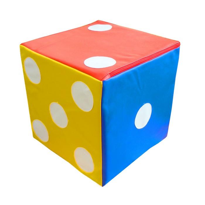 "Мягкий модуль ""Кубик-зарик"", 30 см"