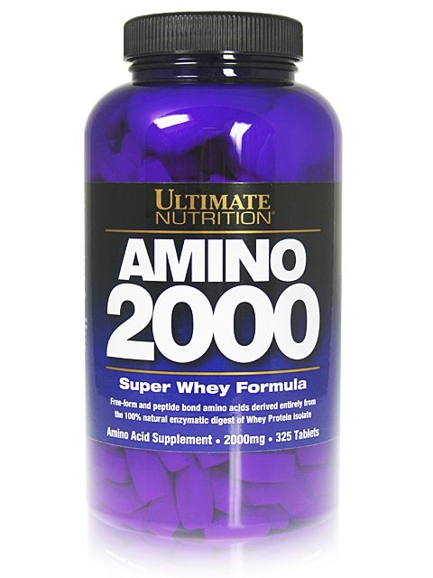 Ultimate - Amino 2000 (150 таб)