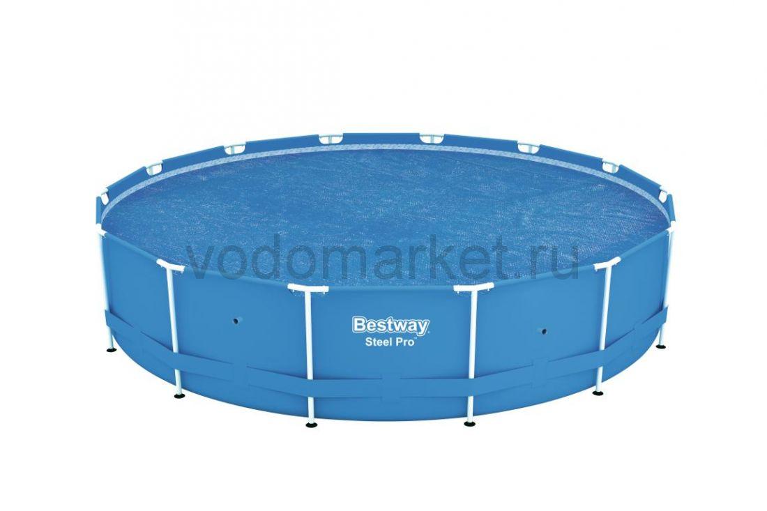 457х122см (14463/56438) Bestway каркасный бассейн