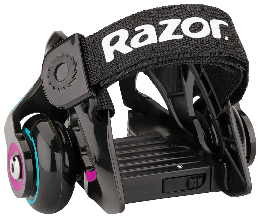Ролики на обувь Razor Jetts Пурпурный купить