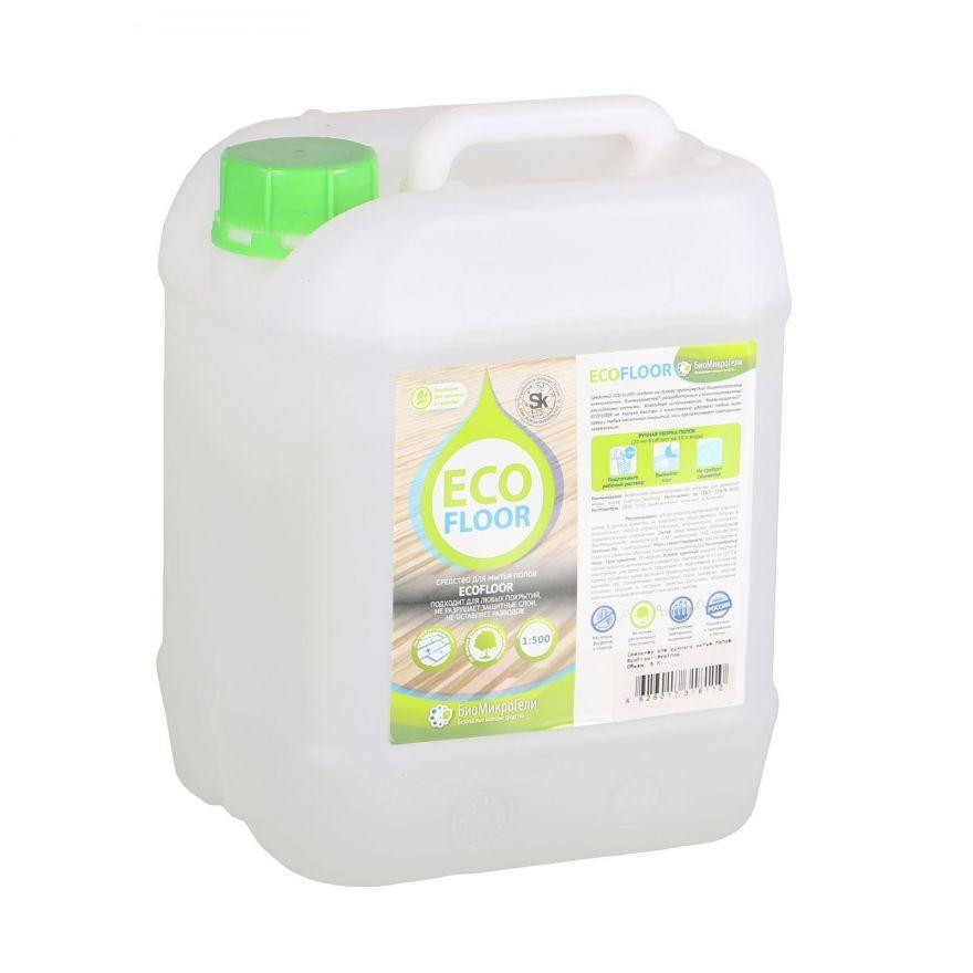 Средство для мытья полов EcoFloor (ЭкоФло) 5000 мл