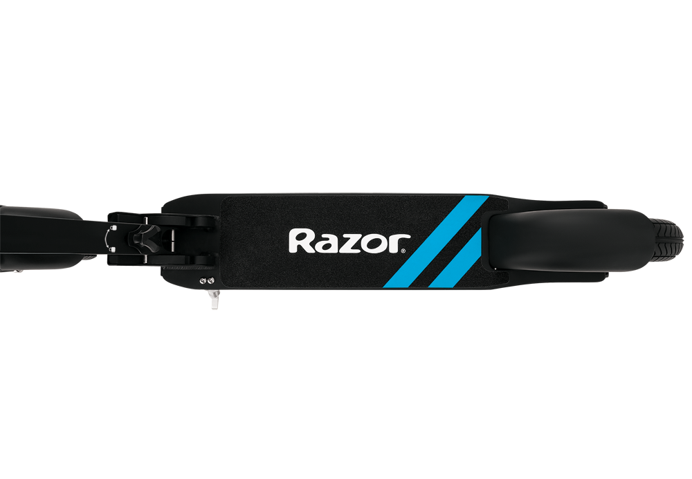 Самокат с надувными колёсами Razor A5 Air Чёрный