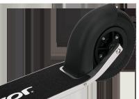 Самокат с надувными колёсами Razor A5 Air серебристый купить