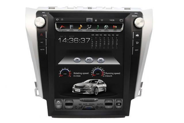 "Toyota Camry.v50-v55  Android IPS 12.1 """