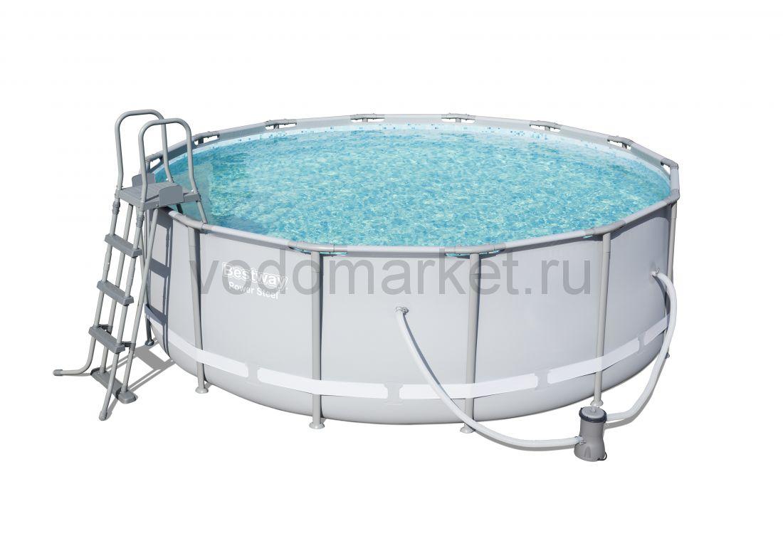 427х122см (56444) Bestway каркасный бассейн