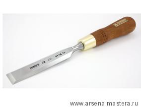 Стамеска плоская  полированная NAREX  PREMIUM 22 мм  арт. 811672
